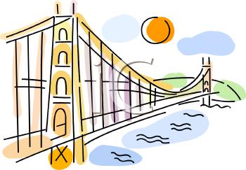 San Francisco Clip Art--0