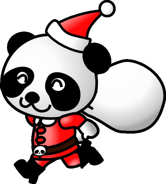 Secret Santa Clip Art