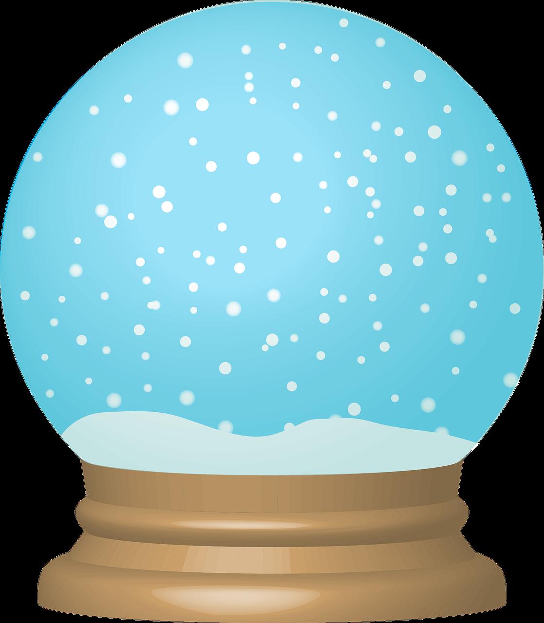 Snow Globe Clipart