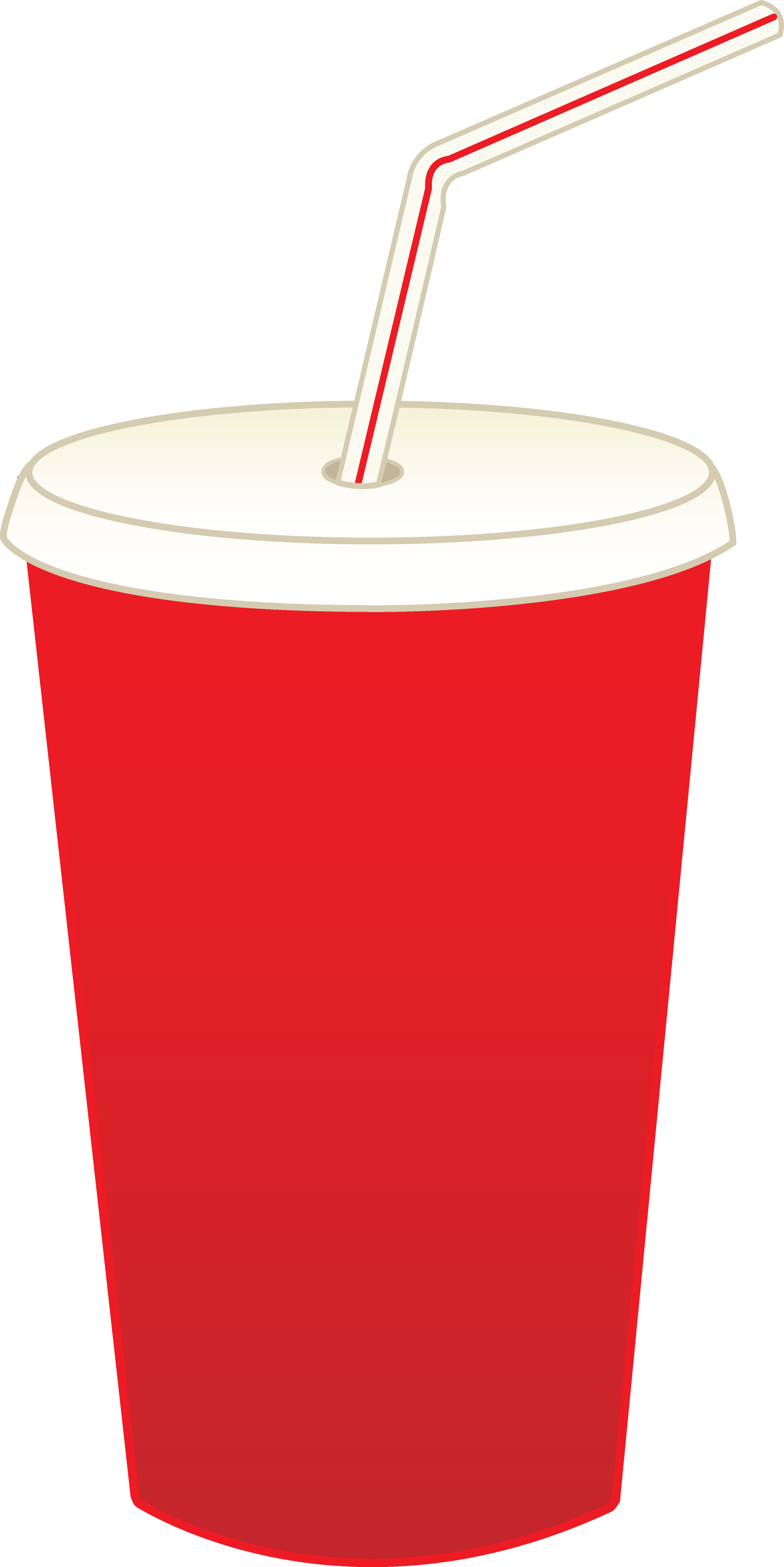 - Soda Clipart