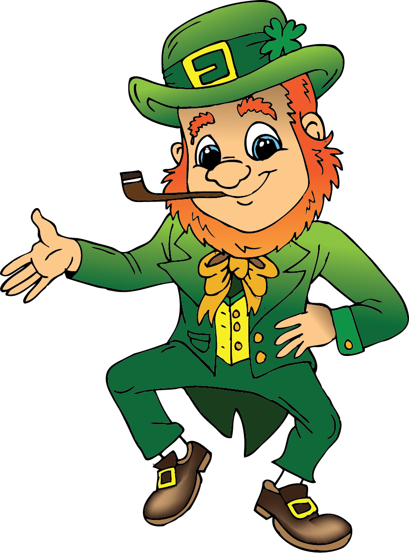 St Patricks Day Clipart--8