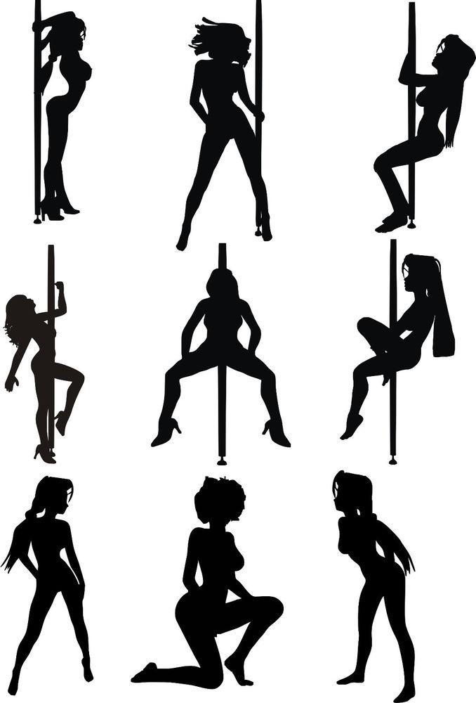 Stripper Clip Art