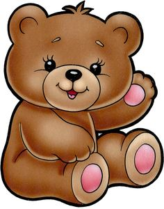 Teddy Bears Clipart--0