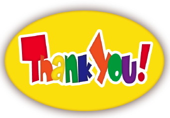 Thank You Clip Art Free--5