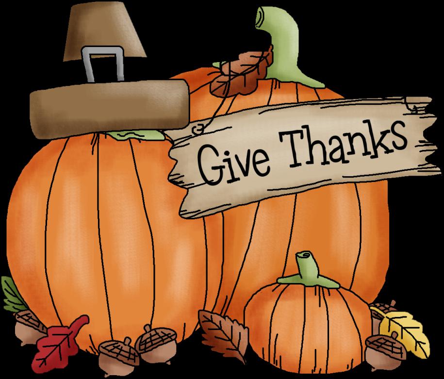 Thanksgiving Clip Art Images--1