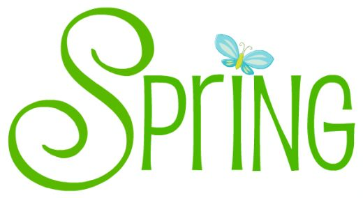 - Think Spring Clip Art