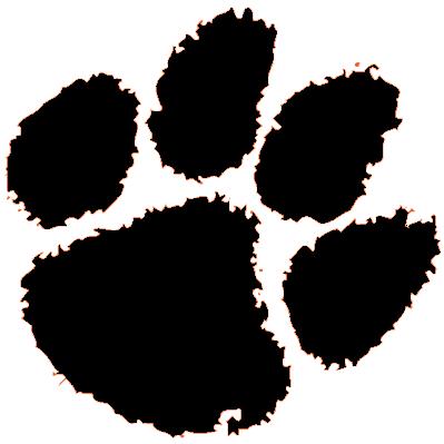 Tiger Paw Clip Art