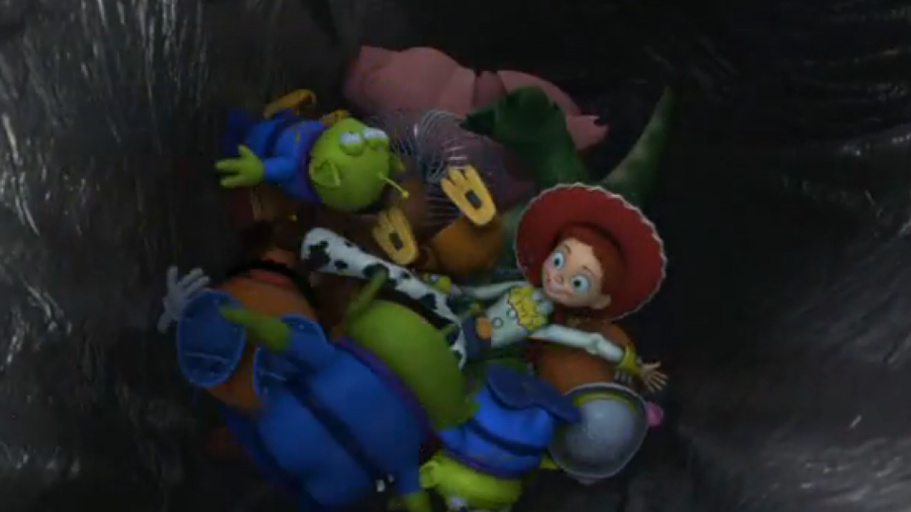 Toy Story 3 Clip--7