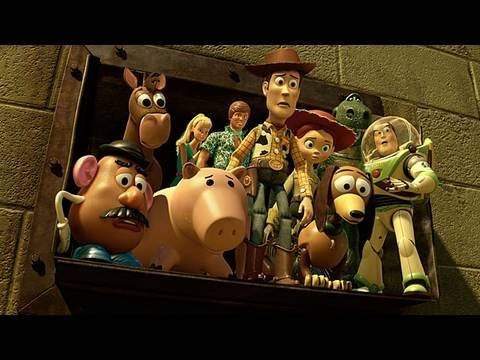 Toy Story 3 Clip--11