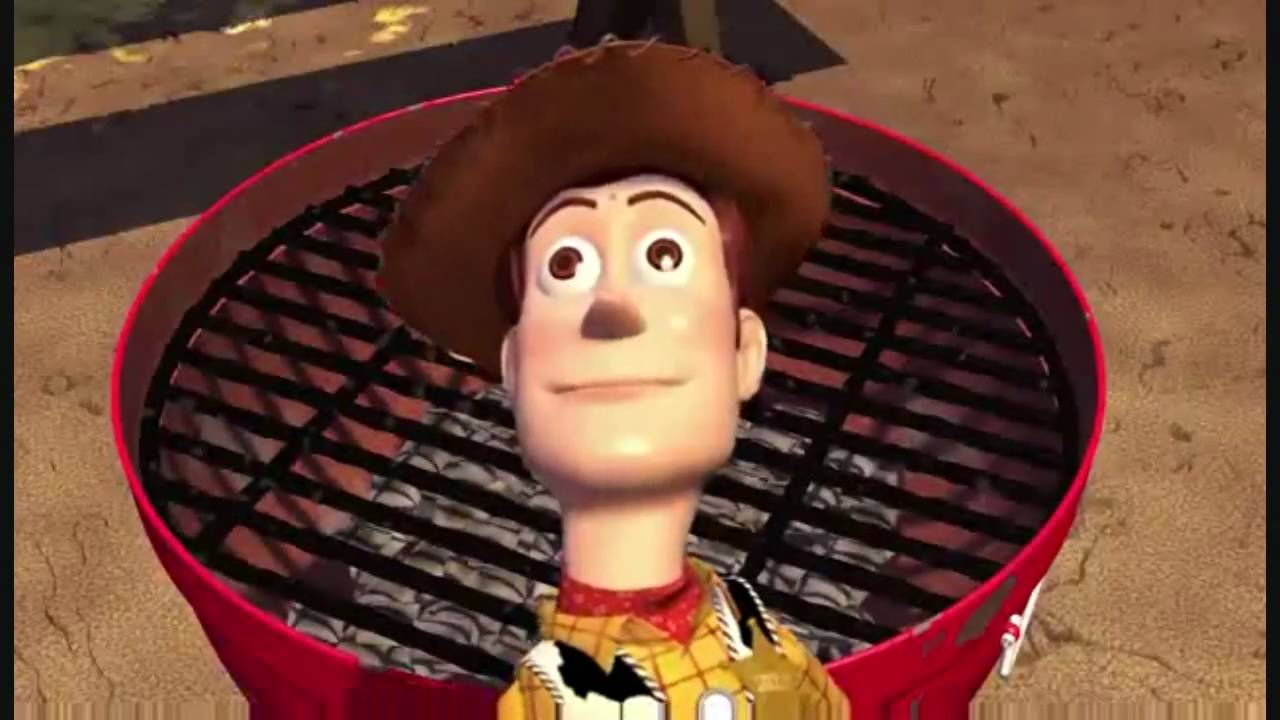 Toy Story Clip--4