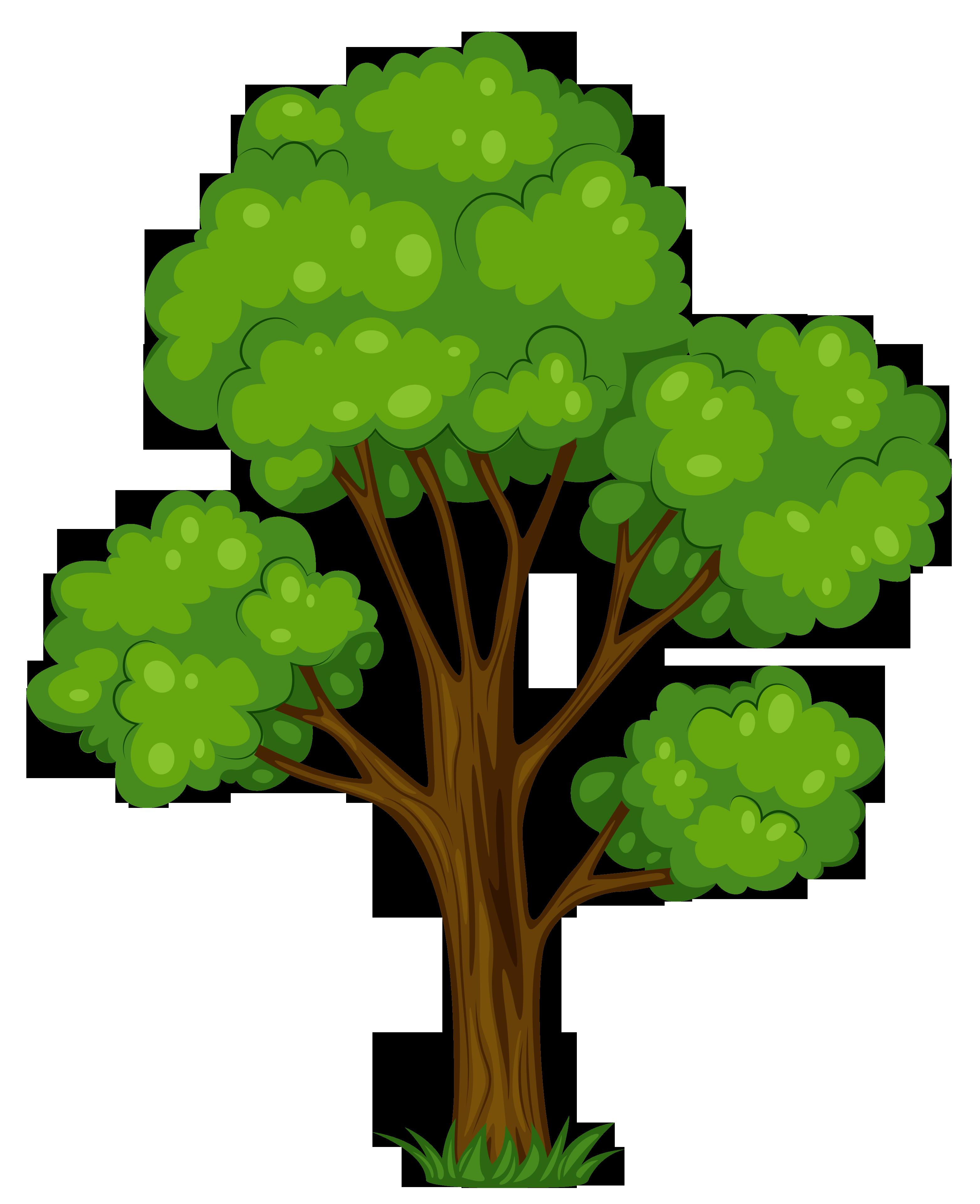 Tree Clipart--1