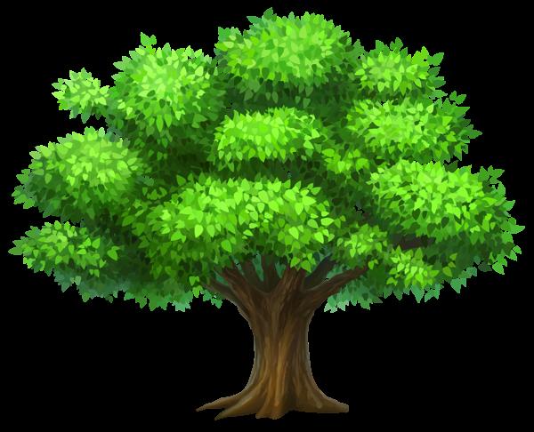 Tree Clipart--2