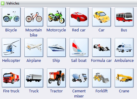 Vehicle Clipart