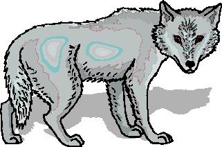 Wolves Clip Art--0