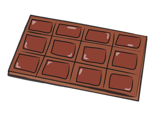 Chocolate Bar Clip Art