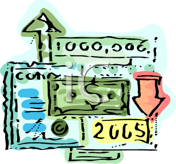 0511 0810 1009 5847 Investing In The Sto-0511 0810 1009 5847 Investing In The Stock Market Clipart Image 1-4