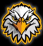 0900 Eagle Mascot Clipart-0900 Eagle Mascot Clipart-0