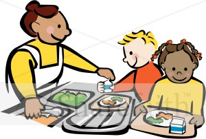 Lunchroom Clipart