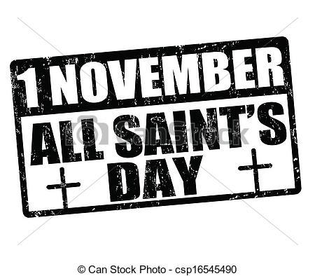 1 November All Saints Day Clipart Image-1 November All Saints Day Clipart Image-11