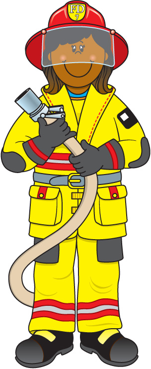10 Best images about Firefighter Clip Art on Pinterest | Clip art, Boys and Fire trucks