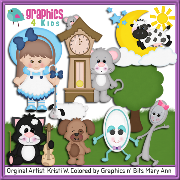 10 Best images about nursery rhyme on Pinterest | Invitation for birthday party, Hickory dickory dock and Graphics