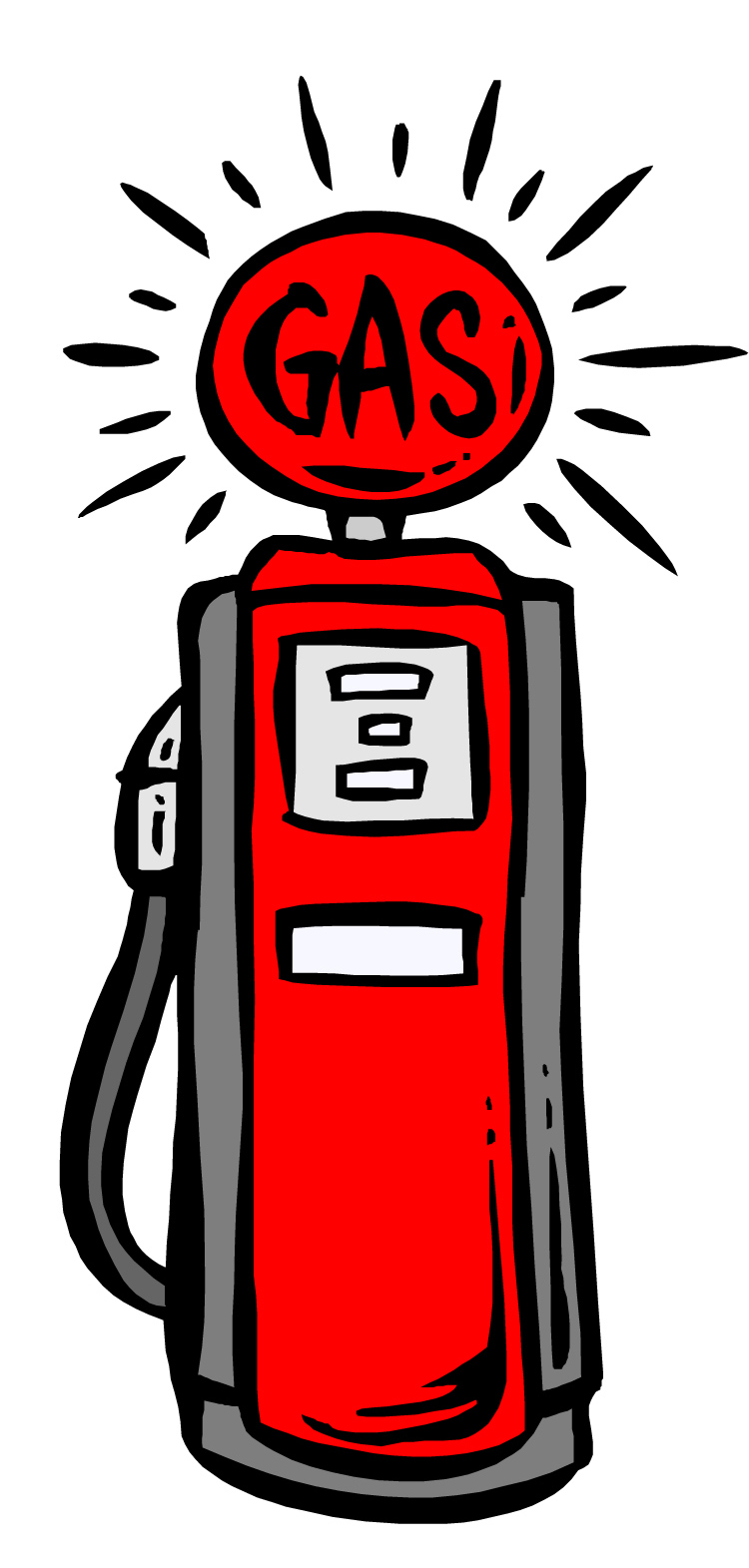 10 Cartoon Gas Pump Free Cliparts That You Can Download To You