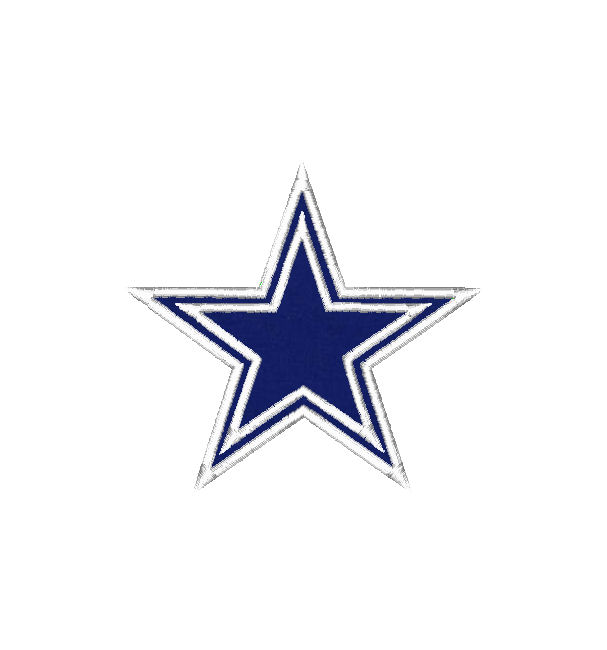 Dallas Cowboys Logo Clip Art
