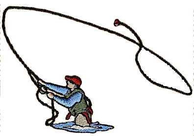 10 Fly Fishing Clip Art Free  - Fly Fishing Clip Art