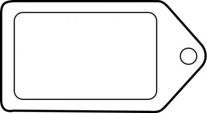 10 Free Printable Blank Gift Tags Free C-10 Free Printable Blank Gift Tags Free Cliparts That You Can Download-2