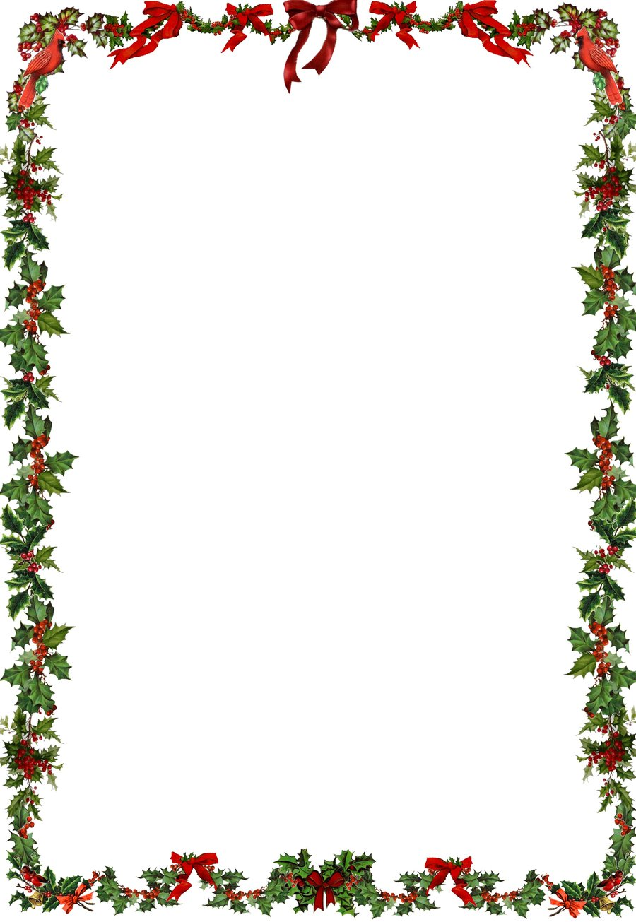 Disney Christmas Clipart Bord