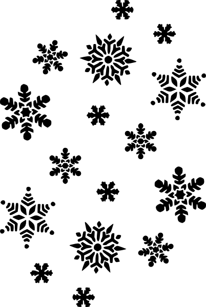 10  images about TEMPLATES STARS u0026amp; SNOWFLAKES on Pinterest | Clip art, Stencils and Snowflake template
