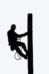 10 Lineman Silhouette Free Cliparts That You Can Download To You
