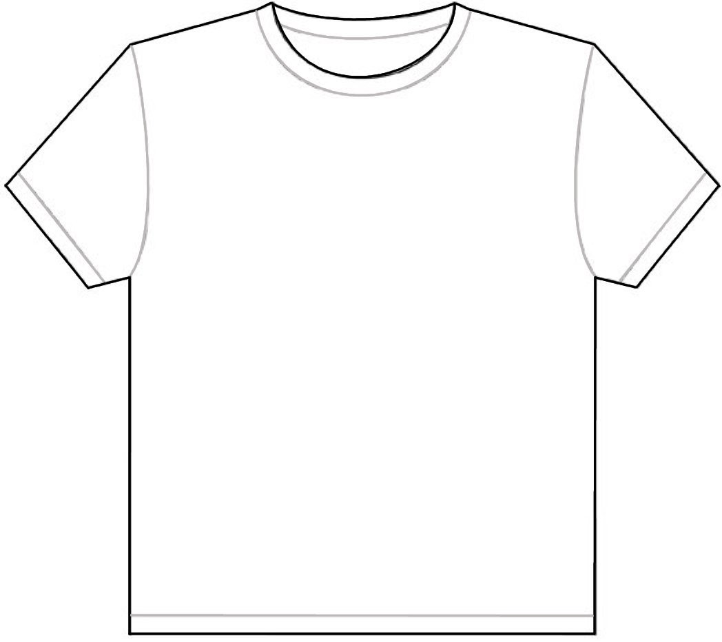 Tee Shirt Clipart