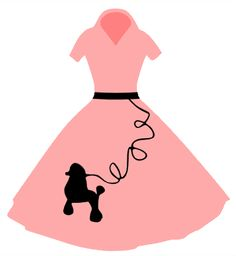 10 Poodle Skirt Clip Art Free Cliparts That You Can Download To You