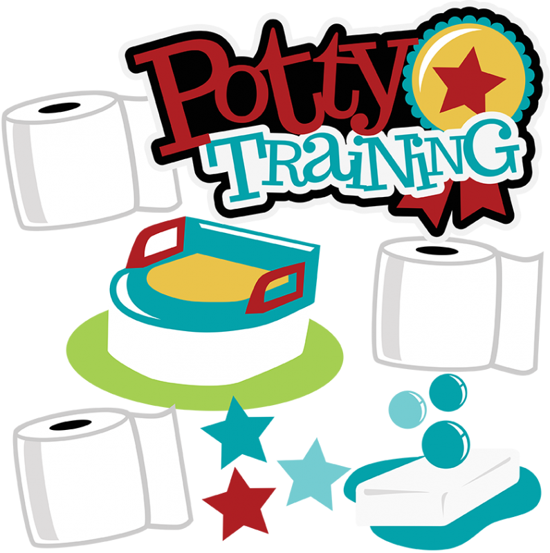 Potty Training Clip Art