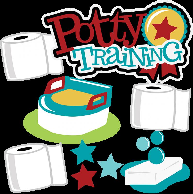 Potty Training Clipart