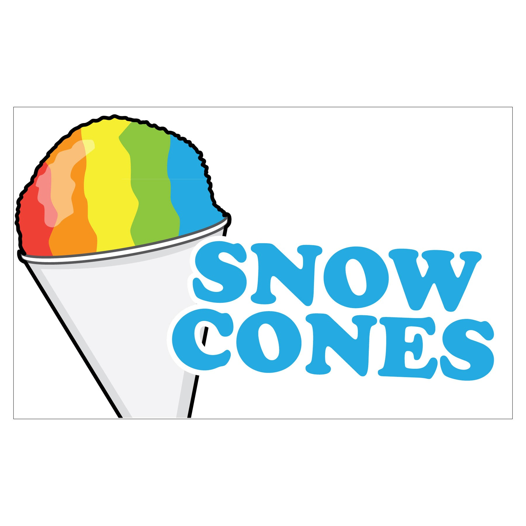 10 Snow Cone Clip Art Free Free Cliparts That You Can Download To
