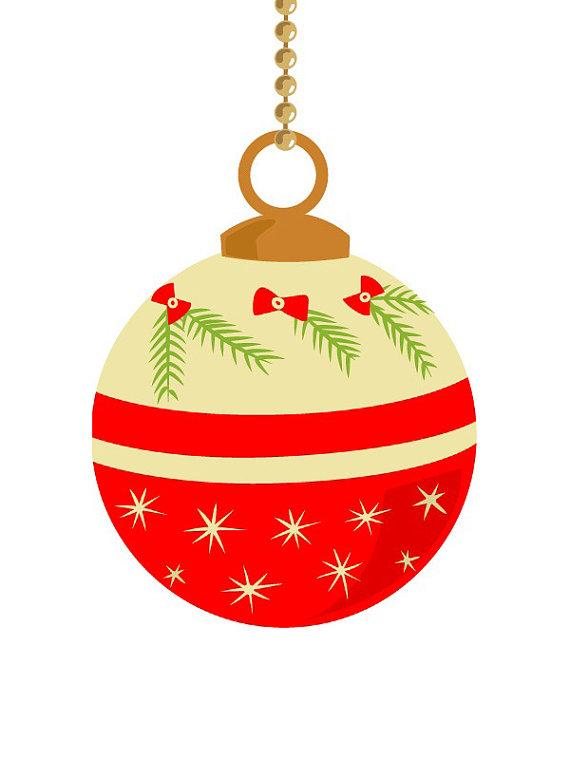 Christmas Ornament Clip Art.11 Christmas Ornament Clipart Clipartlook
