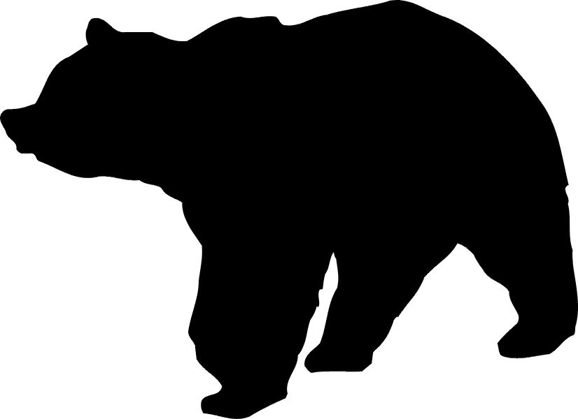1000  Ideas About Bear Silhouette On Pin-1000  ideas about Bear Silhouette on Pinterest | Animal silhouette, Bear tattoos and Bear template-0
