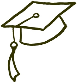 1000  ideas about Graduation Cap Clipart on Pinterest | Graduation caps, Graduation cards and Graduation