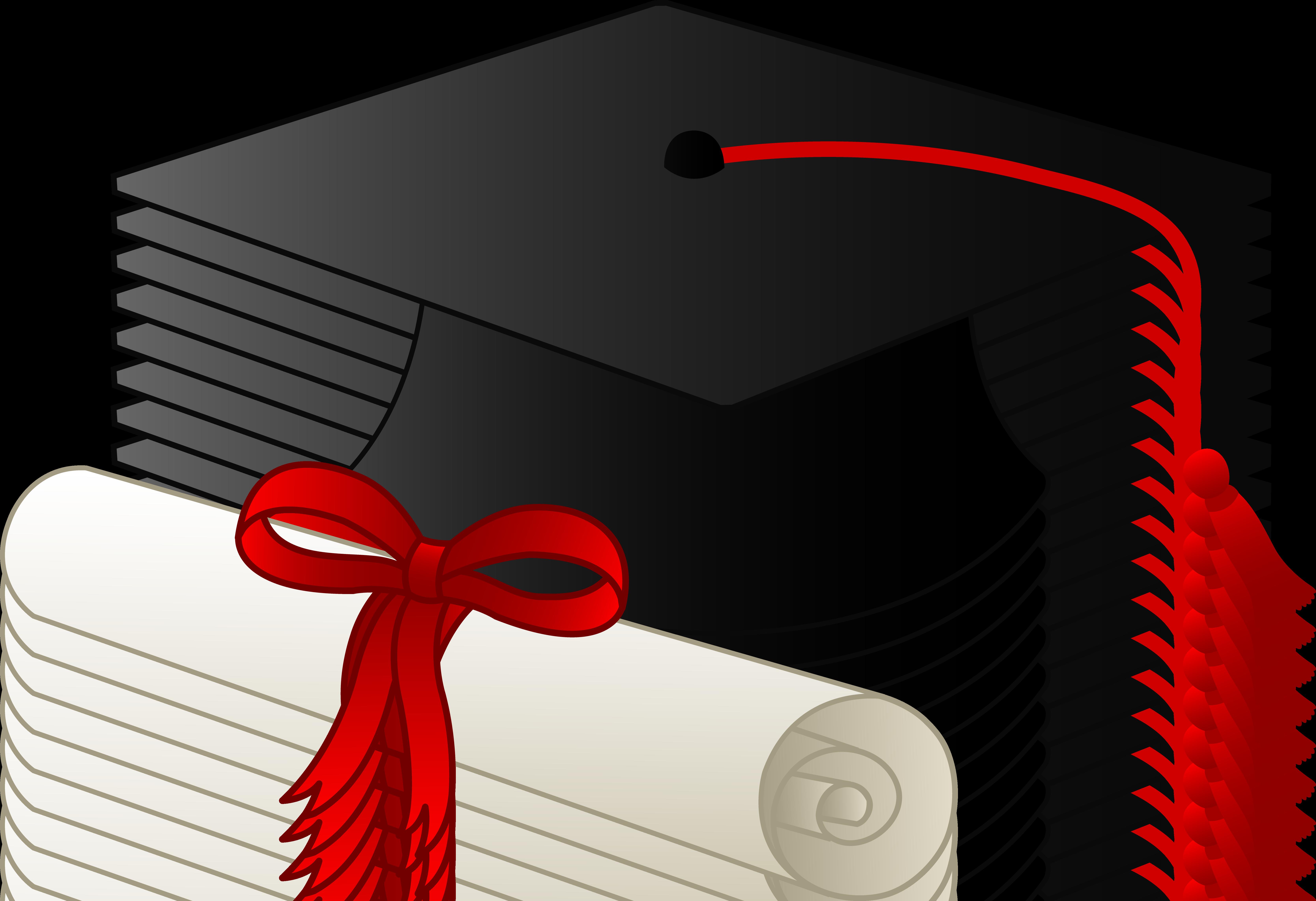 Clipart Graduation
