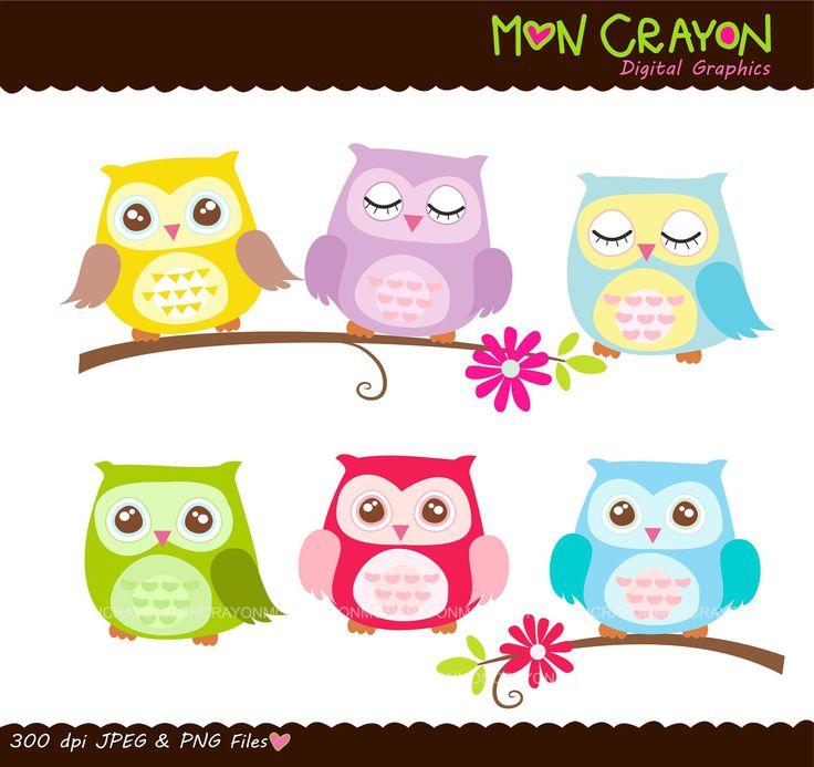 1000  ideas about Owl Clip Ar - Owl Pictures Clip Art