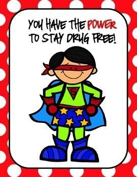 1000  ideas about Red Ribbon Week on Pinterest | Drug Free, School .