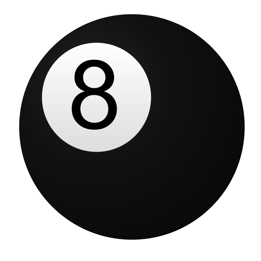 1000  images about 8 BALL on .