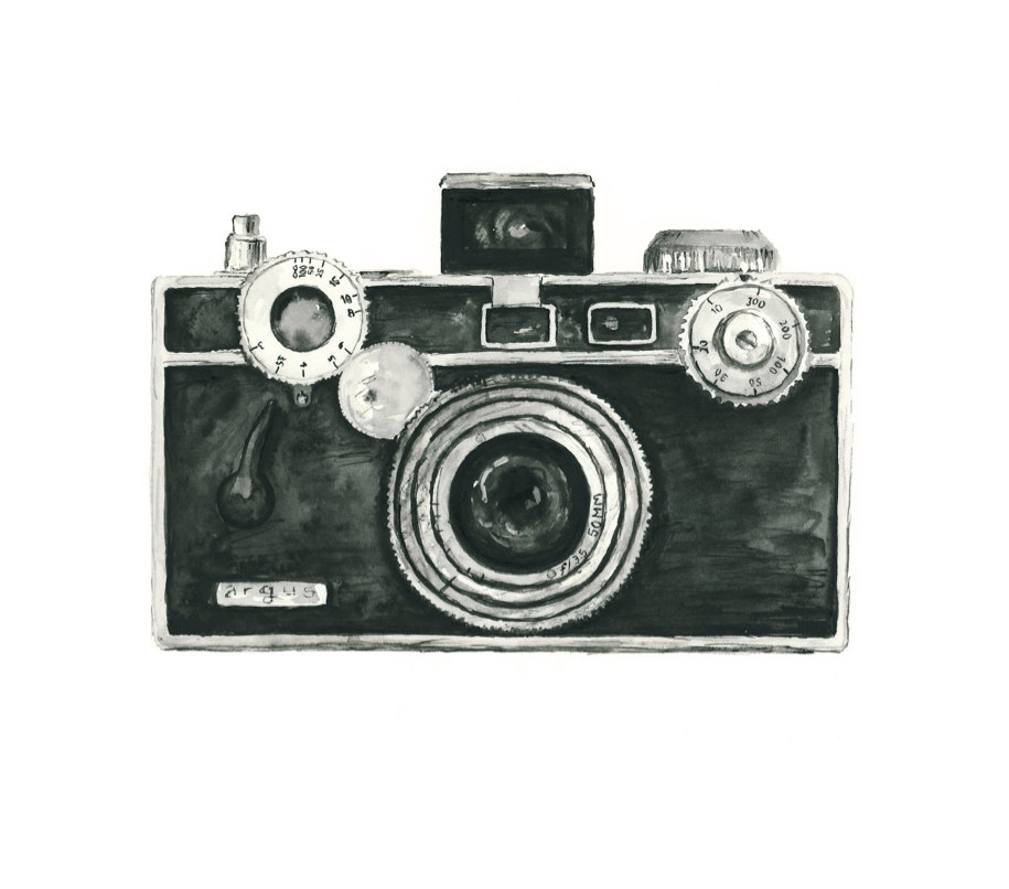 1000  images about Camera Cli - Vintage Camera Clipart