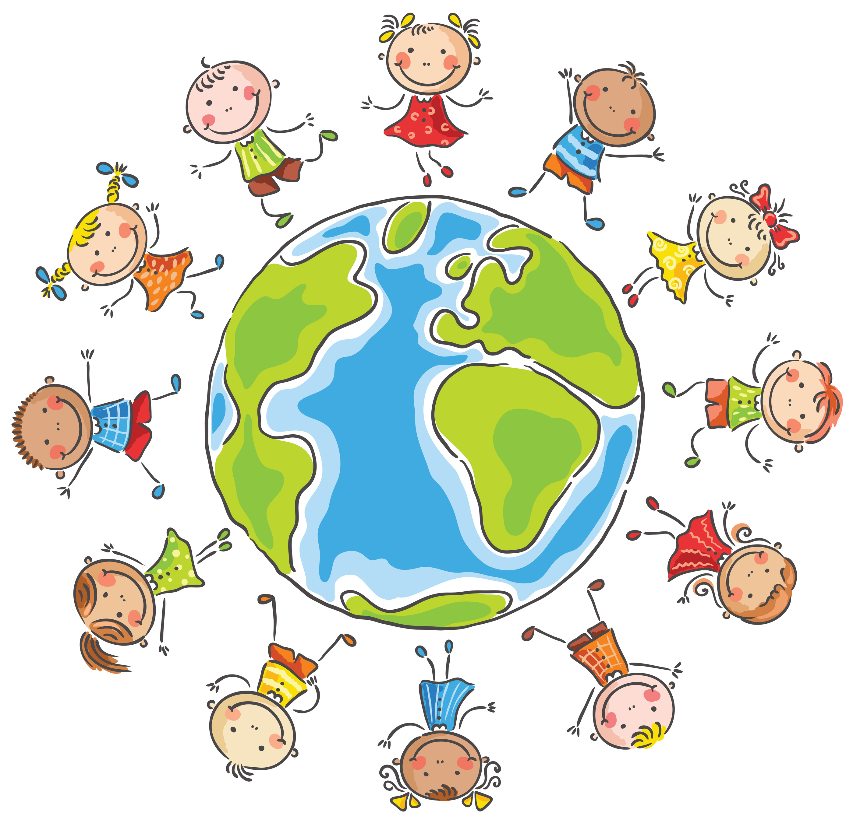 1000  images about Children Around the World on Pinterest | Around the worlds, Social studies projects and World globes