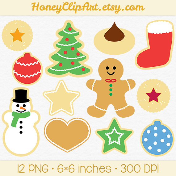 1000  images about Christmas Cookies on Pinterest | Sugar cookies, Clip art and Clip art free