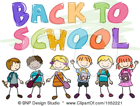 Back To School Clipart