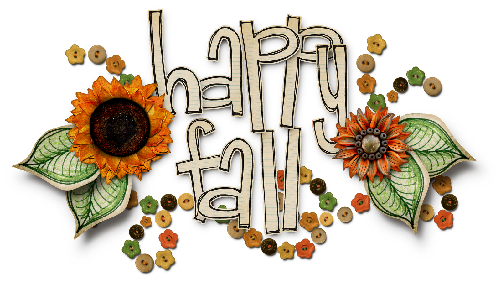 First Day of Fall Clip Art
