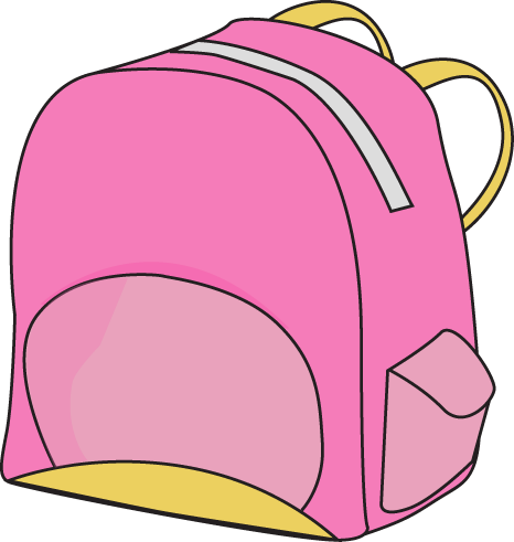 1000  images about Clip art on Pinterest | Pink backpacks, Clip art and Graphics